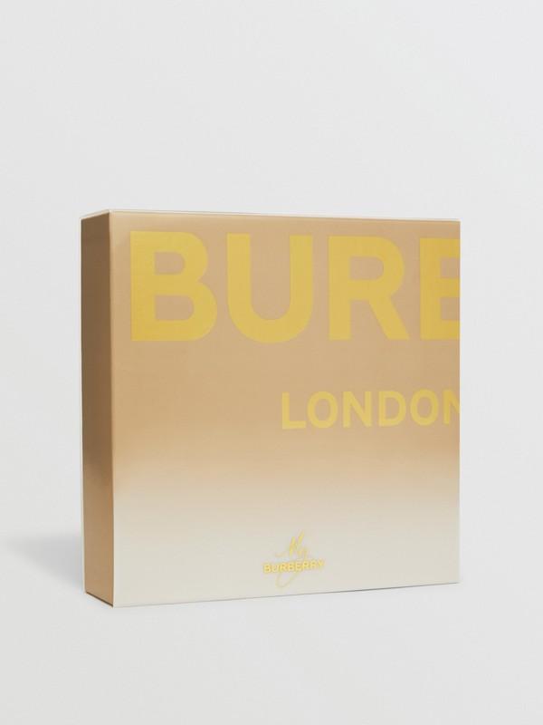 My Burberry Eau de Parfum Gift Set in Honey - Women | Burberry Hong Kong S.A.R. - cell image 2
