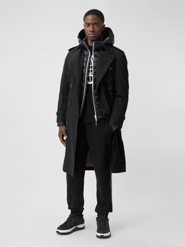 The Westminster Heritage Trench Coat in Black