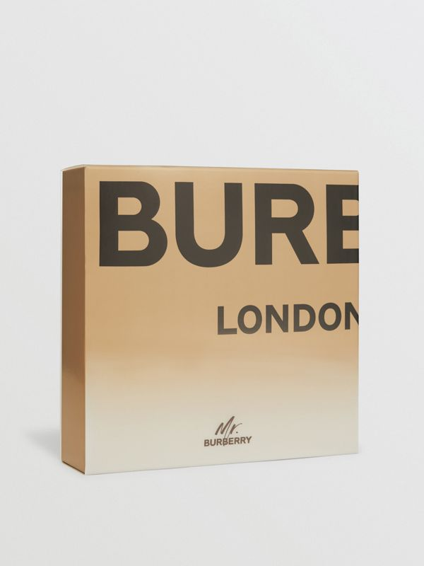 Mr. Burberry Eau de Toilette Gift Set in Honey | Burberry - cell image 2