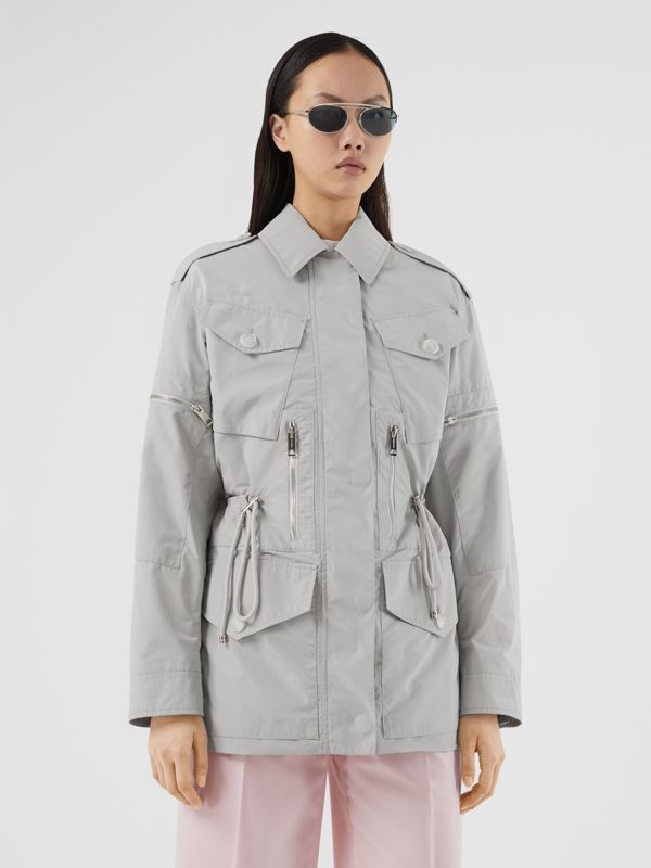 Shape-memory Taffeta Field Jacket | Burberry United Kingdom - cell image 3