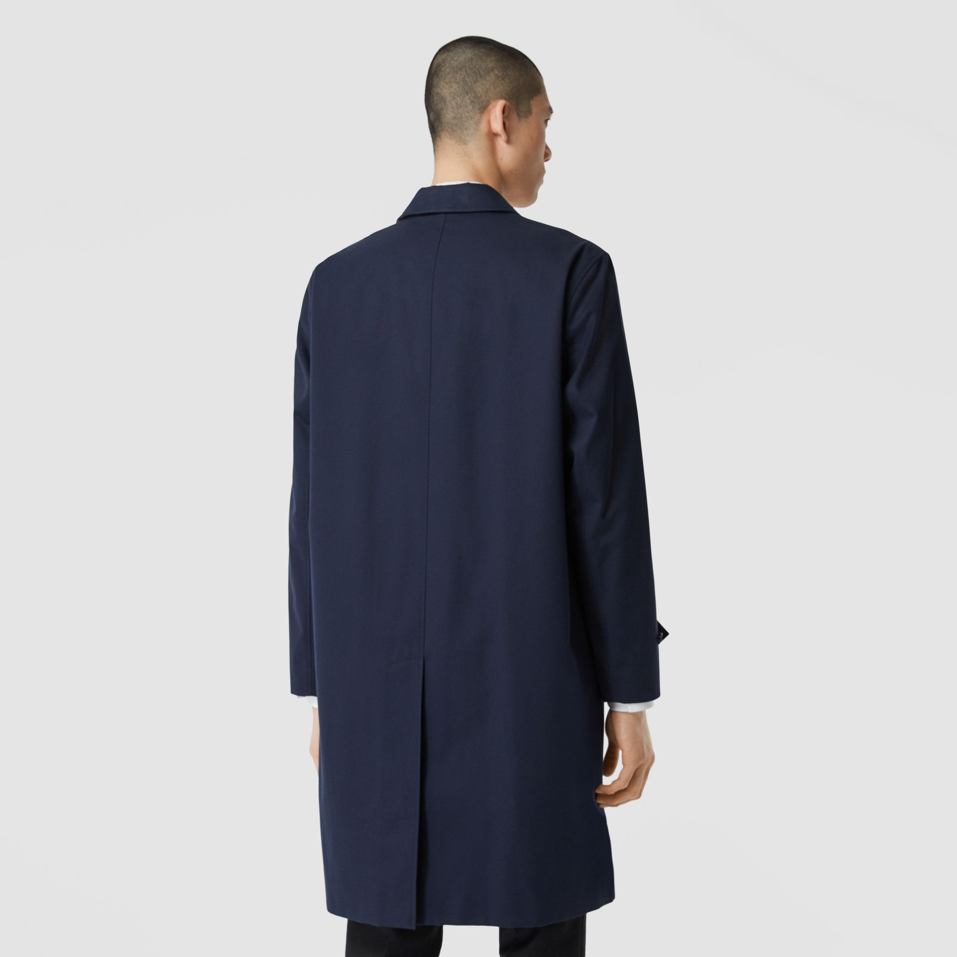 Cotton Gabardine Car Coat - Men | Burberry - gallery image 2