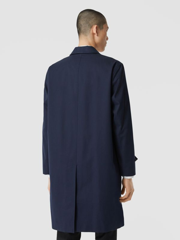 Cotton Gabardine Car Coat - Men | Burberry United Kingdom - cell image 2