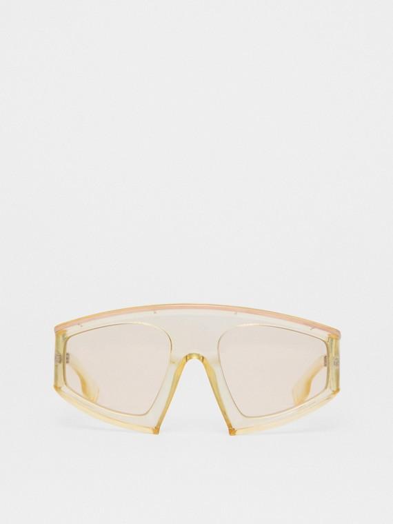 Brooke Sunglasses in Pale Olive