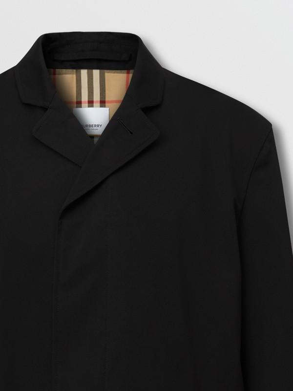 Cotton Gabardine Car Coat | Burberry United Kingdom - cell image 3