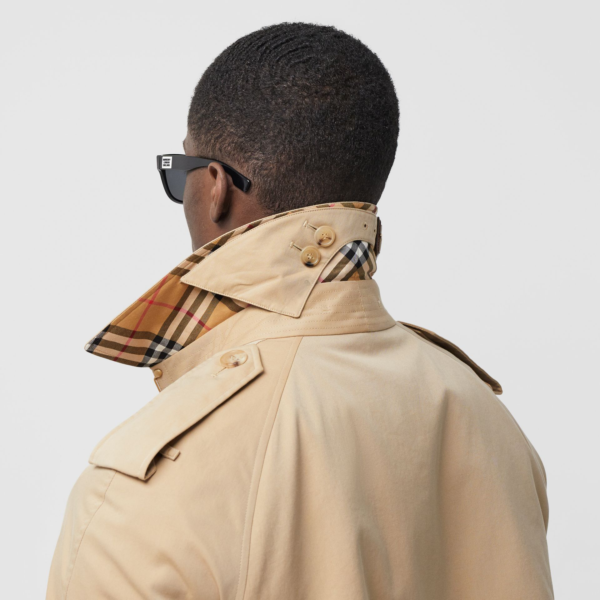 The Westminster Heritage Trench Coat in Honey - Men | Burberry Australia - gallery image 1