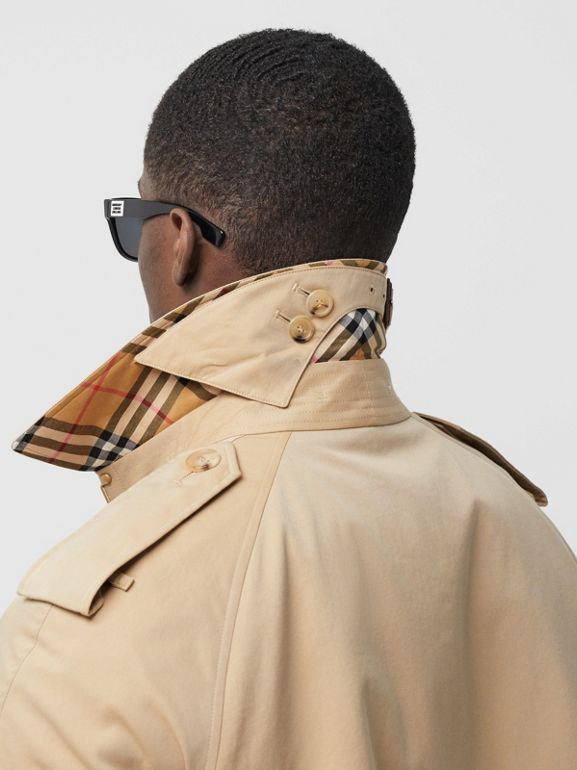 The Westminster Heritage Trench Coat in Honey - Men | Burberry Australia - cell image 1
