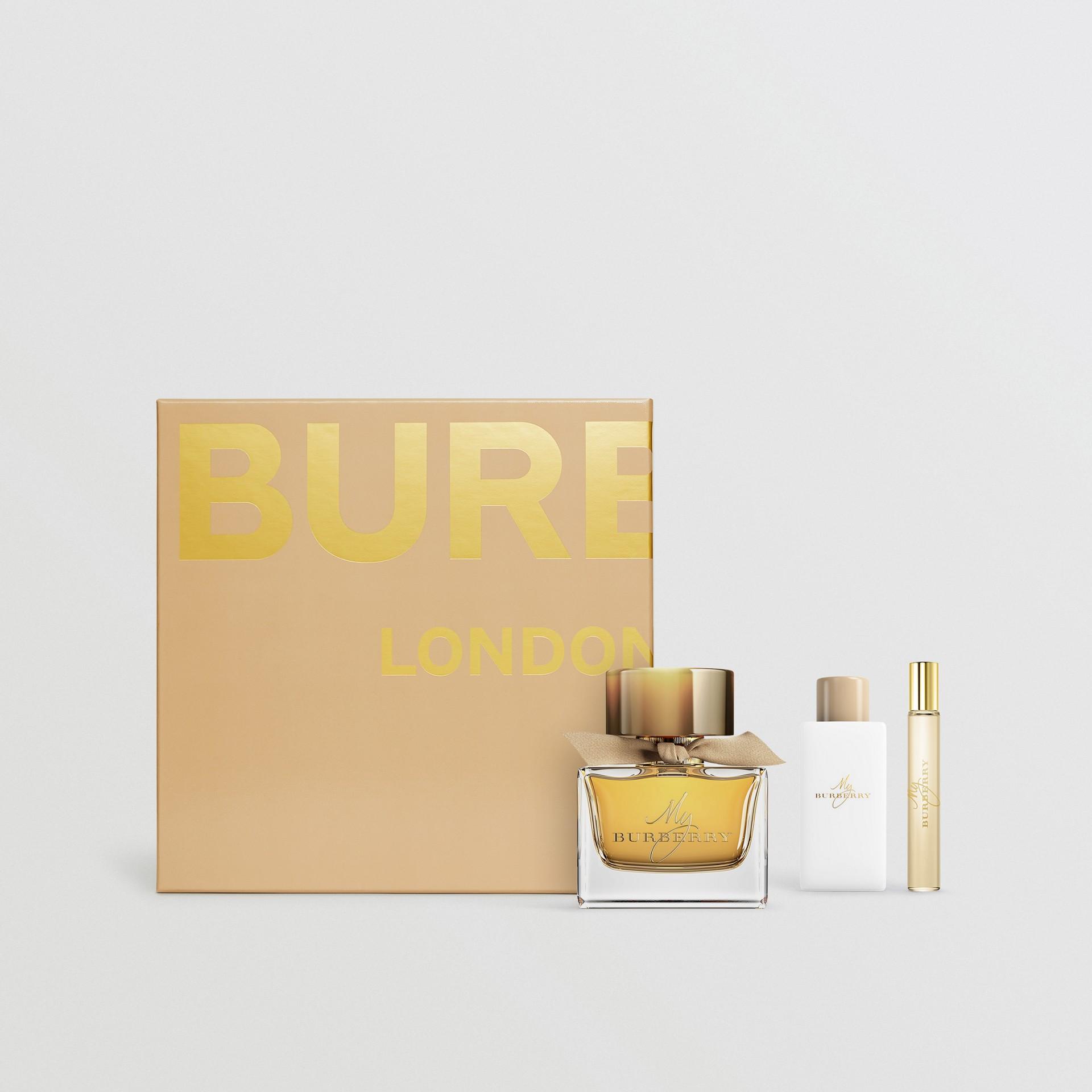 My Burberry Eau de Parfum Gift Set in Honey - Women | Burberry Hong Kong S.A.R. - gallery image 0
