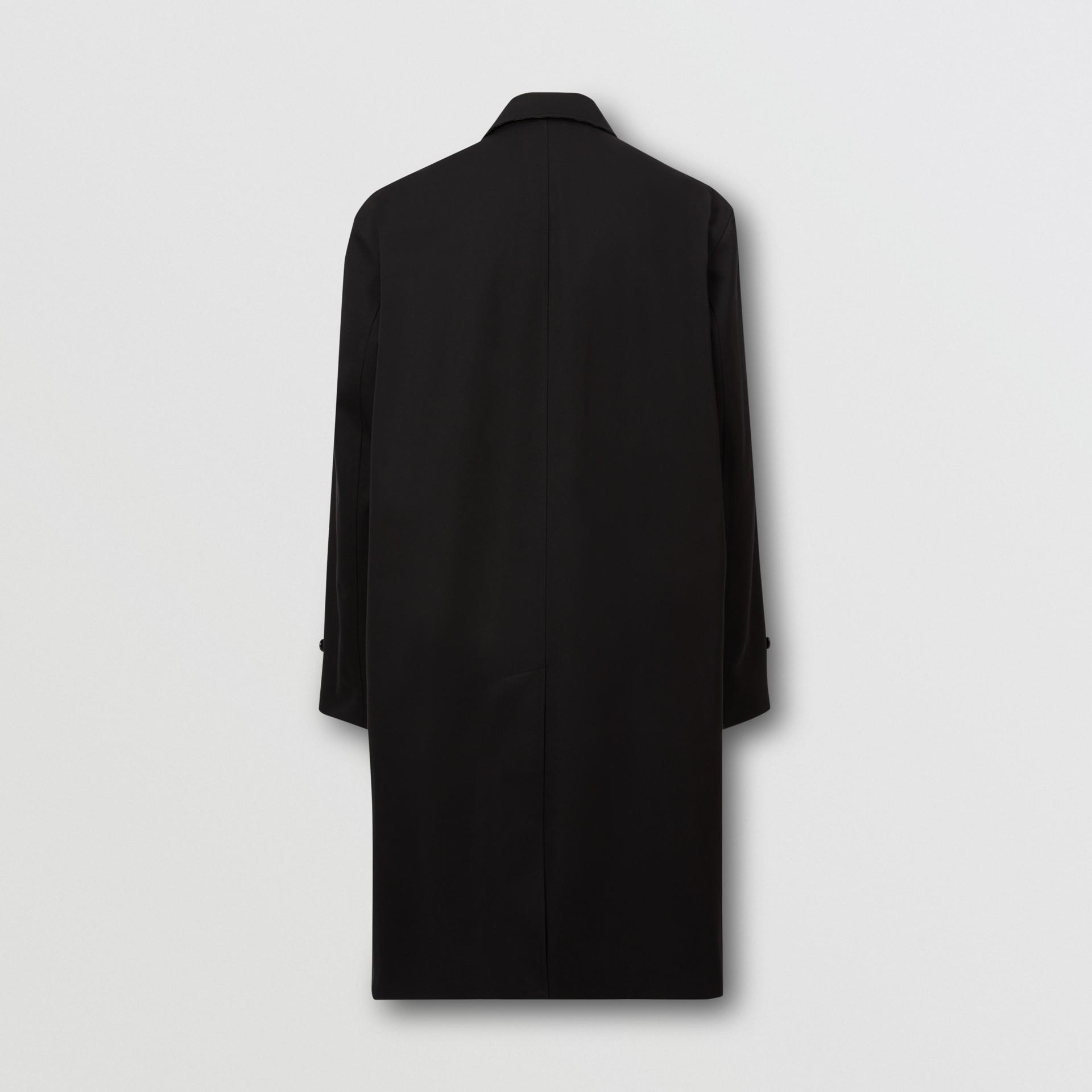 Cotton Gabardine Car Coat | Burberry United Kingdom - gallery image 2