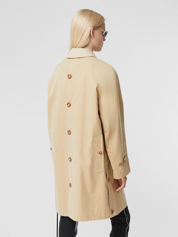 Two-tone Reconstructed Car Coat - Women | Burberry - cell image 2