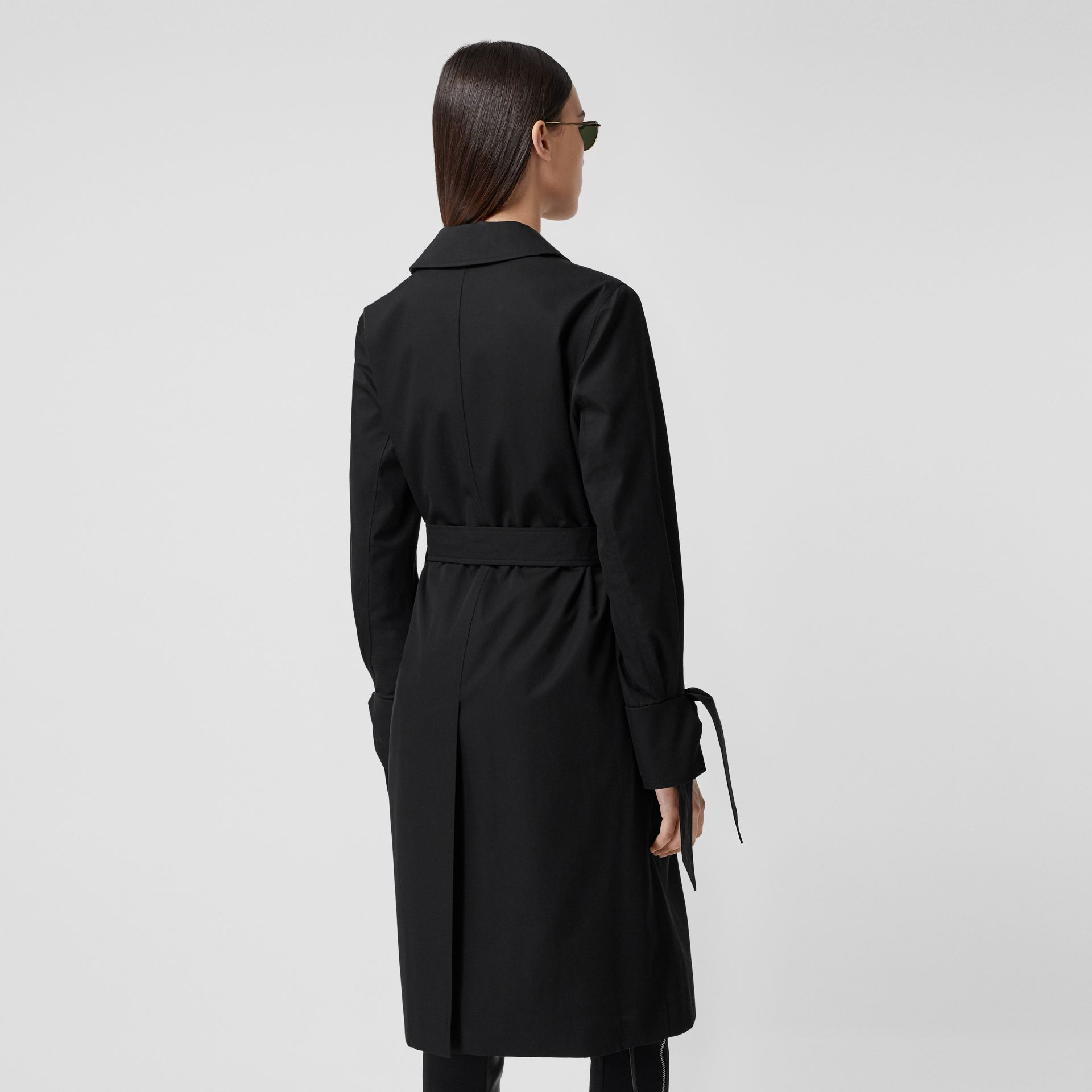 Tropical Gabardine Car Coat - Women | Burberry - gallery image 2
