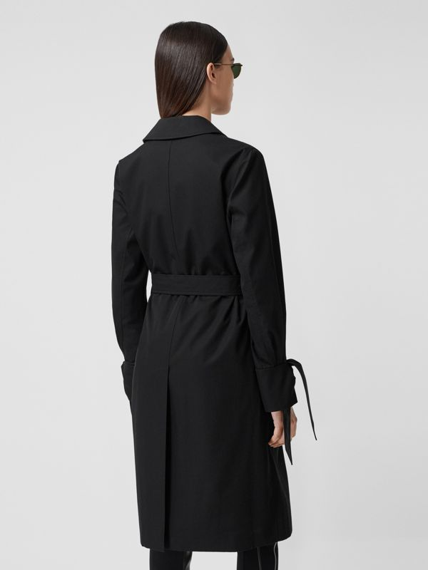 Tropical Gabardine Car Coat - Women | Burberry - cell image 2