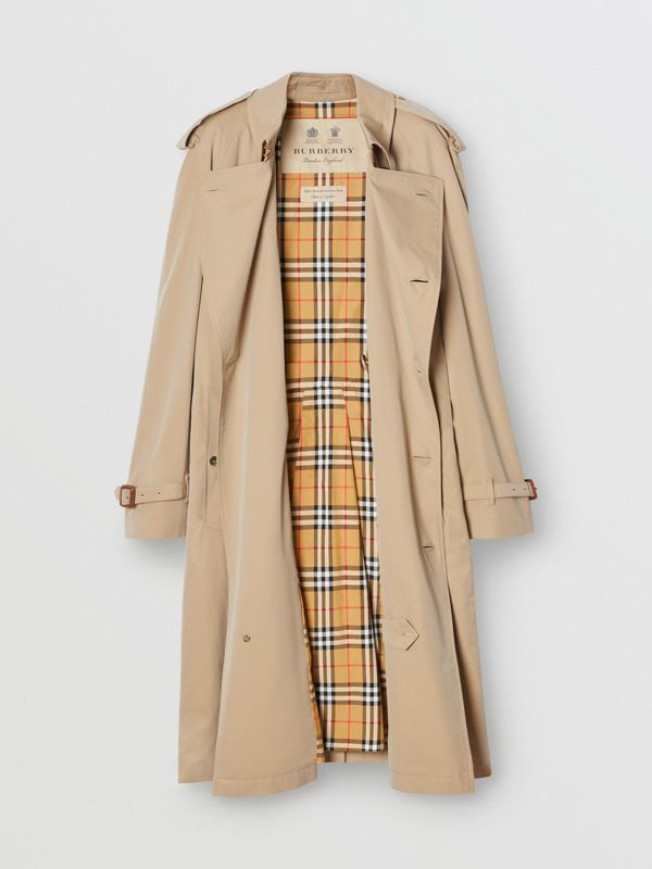 Trench coat Heritage Westminster (Miel) - Hombre | Burberry - cell image 3