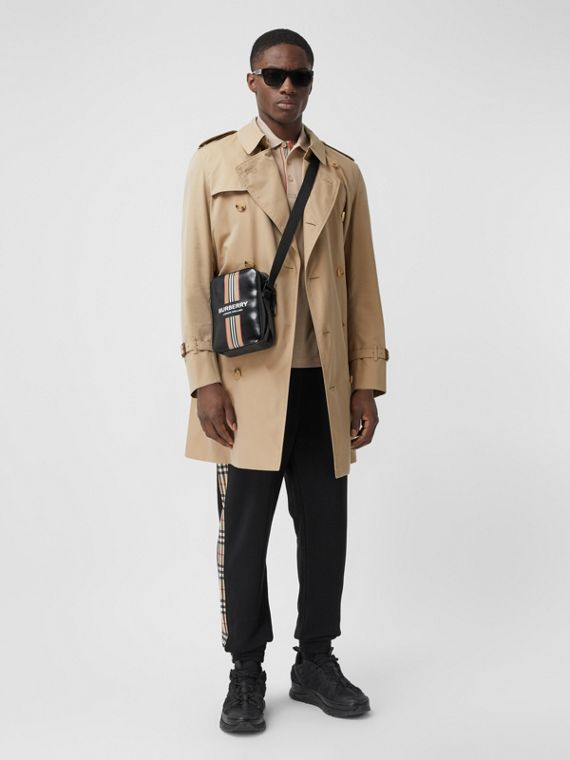 Trench coat Heritage Chelsea de longitud media (Miel)