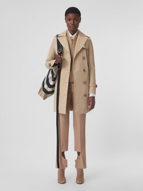 Trench coat Islington curto (Mel)