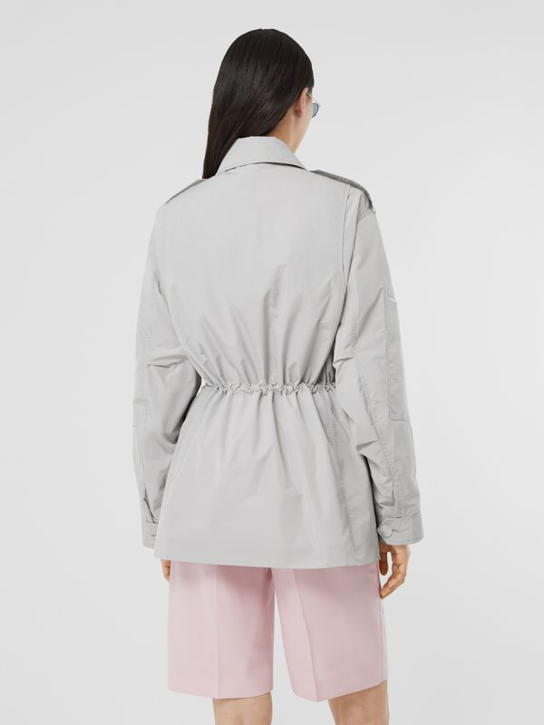 Shape-memory Taffeta Field Jacket | Burberry United Kingdom - cell image 2