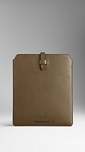 Funda para iPad en cuero London