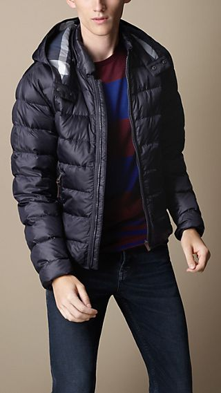Down-Filled Puffer Jacket