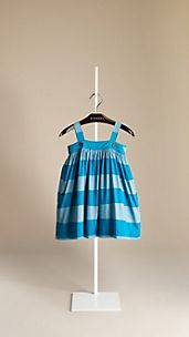 Striped Cotton Sundress