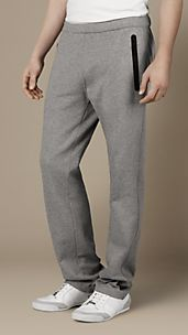 Cotton Running Trousers