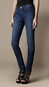 Kensington Blue Slim Fit Jeans