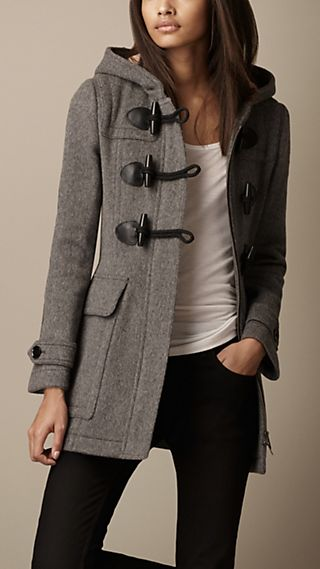 Fitted Duffle Coat