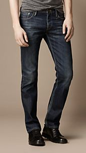 Steadman Stonewash Slim Fit Jeans