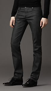 Steadman Indigo Wash Slim Fit Jeans