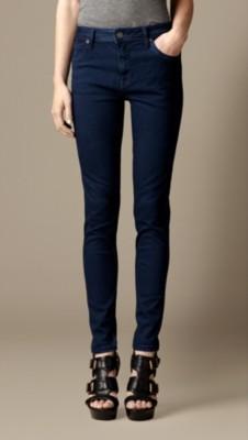 牛仔裤设计色彩手绘图片