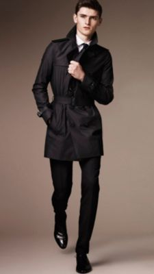 burberry trench coat men outlet  trench  burberry