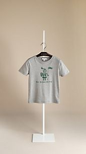 Burberry Baby Knight T-Shirt