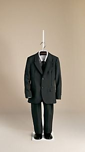 Wool Mohair Tailored Jacket