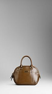 The Small Orchard in Bridle Leather