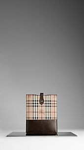 Haymarket Check iPad Case