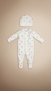 Baby Knight Sleepsuit