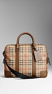 Small Haymarket Check Holdall
