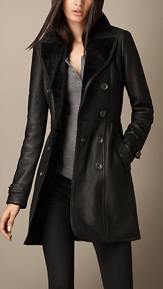 Heritage Shearling Coat