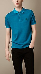 Double Dyed Polo Shirt