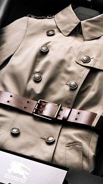 DESIGN YOUR BESPOKE TRENCH COAT