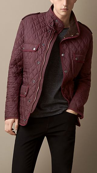 Men S Quilted Coats Amp Puffer Jackets Burberry