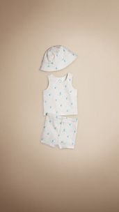 Burberry Baby Knight Summer Set