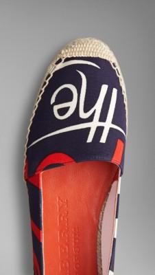 平底鞋手绘图