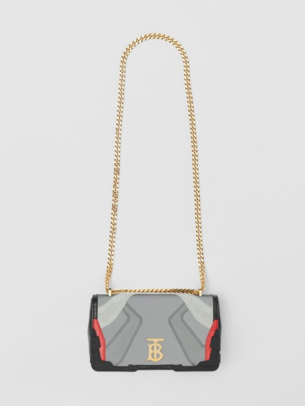 Small Appliqué Leather Lola Bag in Multicolour - Women | Burberry - cell image 2