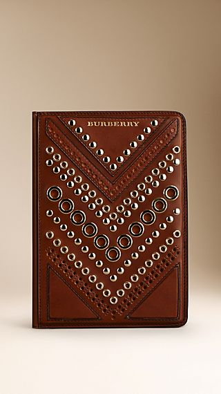 Eyelet Detail iPad Mini Case