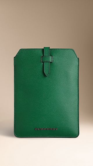 Colour Coated London Leather iPad Mini Case