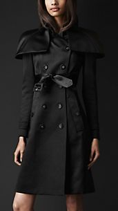 Trench coat a mantella