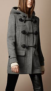 Wool Duffle Coat
