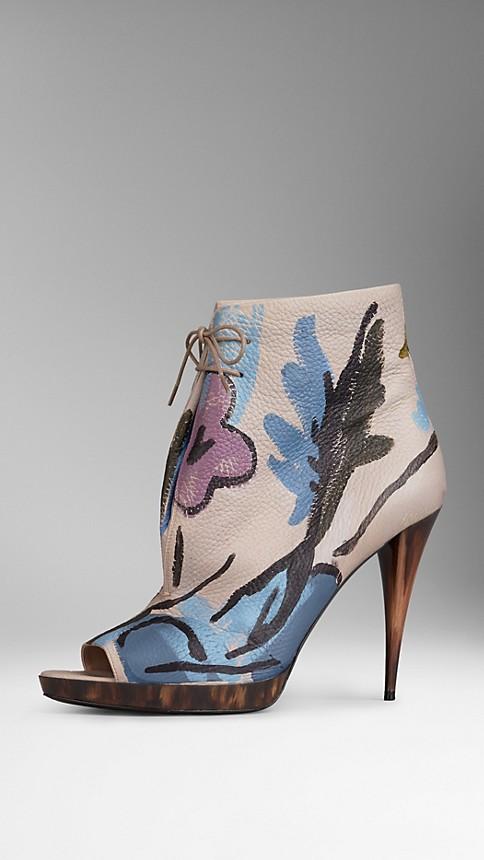 اتجاهات الموضة واحذية كعب عالى موضة 2014, shoe trends for women