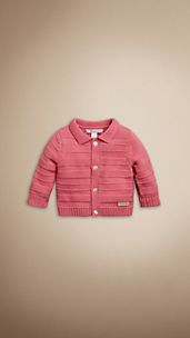 Knitted Cashmere Cotton Jacket
