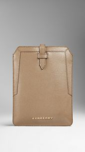 Patent London Leather iPad Mini Case