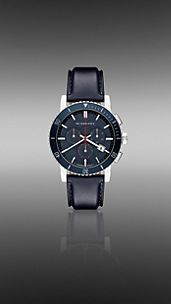 The City BU9383 42mm Chronograph